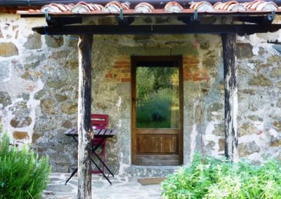 12. entrance Casa Ciliegi