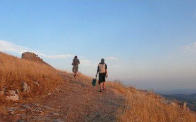 Trekking sul Monte Amiata